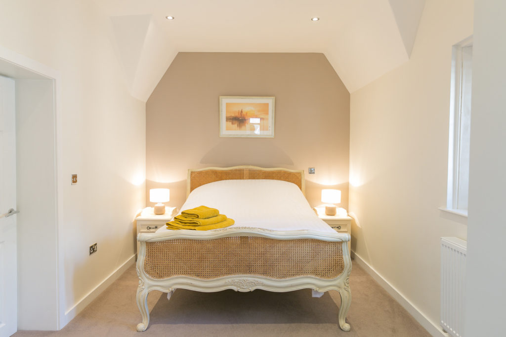 The Toll house Cottage Bedroom