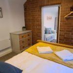 The Annexe's Bedroom