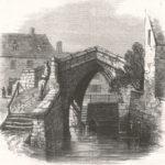 crowland-bridge-lincolnshire-antique-print-1861-[1]-386552-p